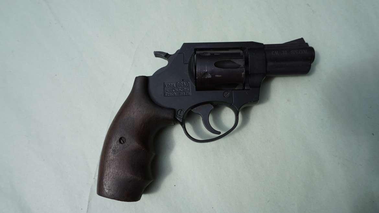 Revolveris Kora .38Special