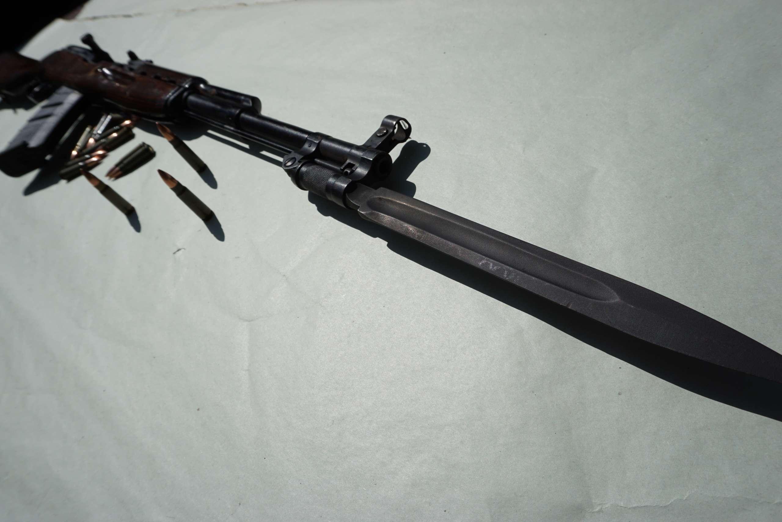 ginklai-sks