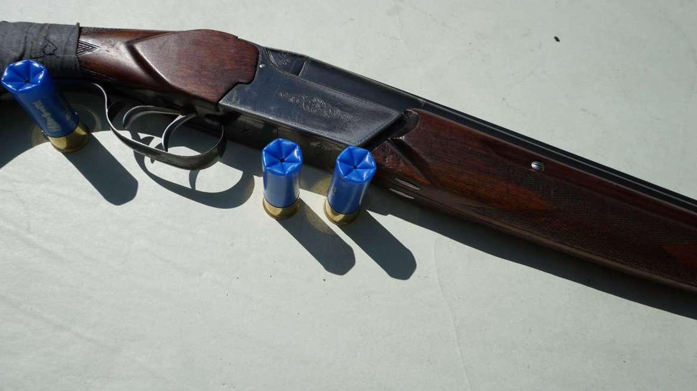 Dvivamzdis šautuvas TOZ